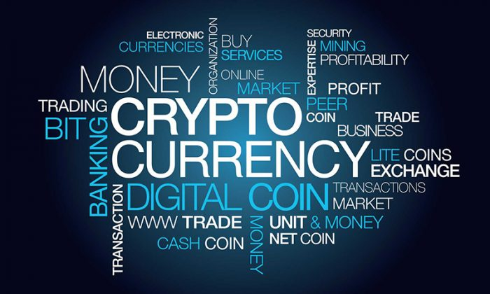 Crypto Currency Infographic