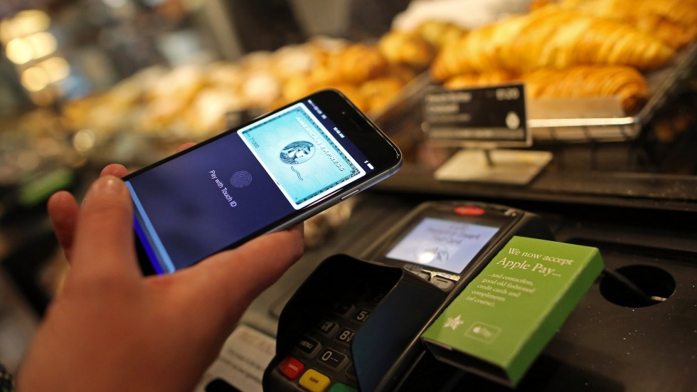 Pay With Smartphone
