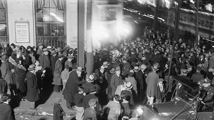 1930 Bank Run