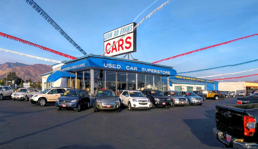 Used Car Dealer