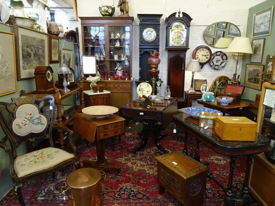 Antique Shop Merchant Account