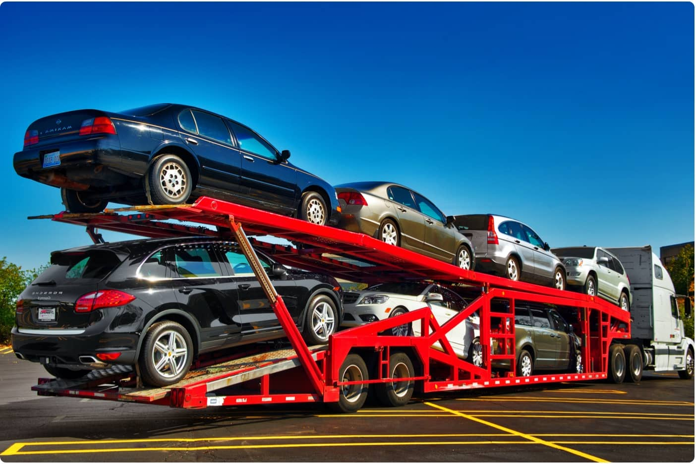 Car Transport Merchant Account