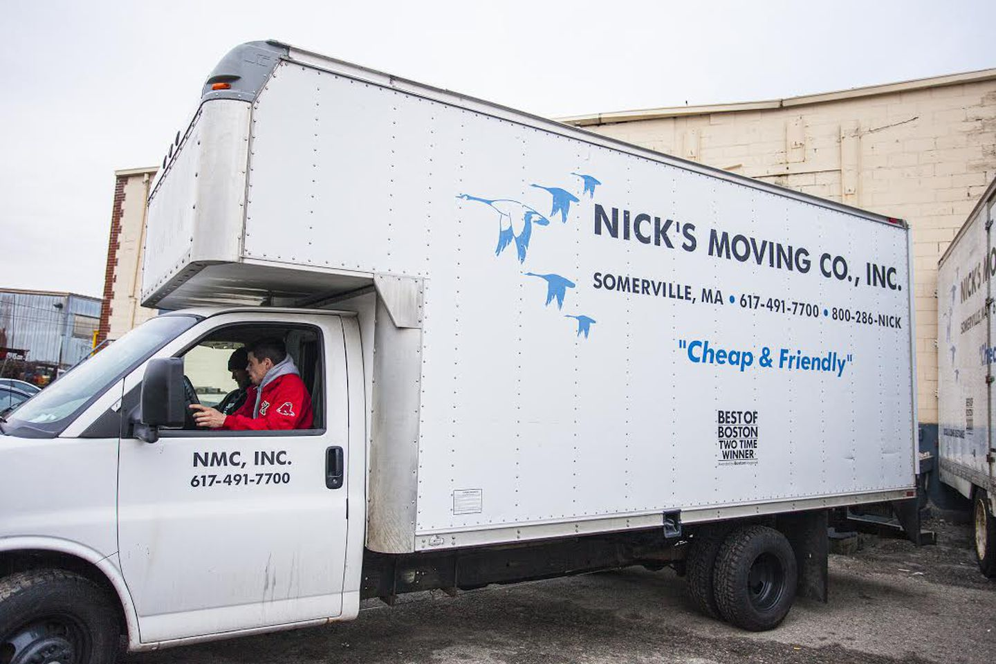 Moving Company Merchant Services