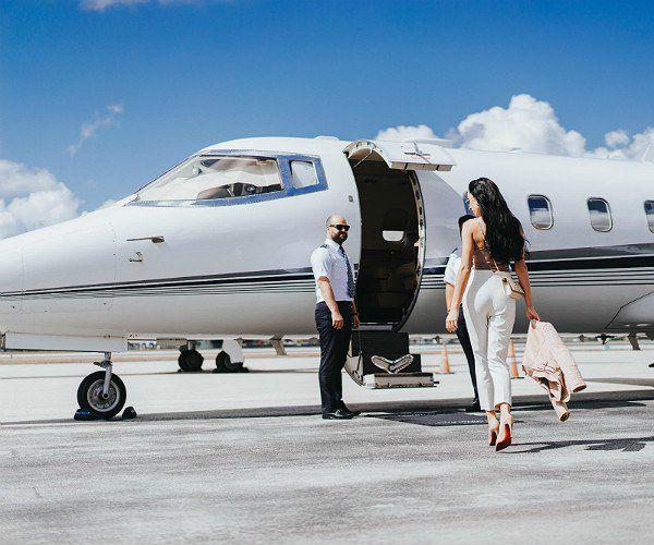 Charter Jet Merchant Account